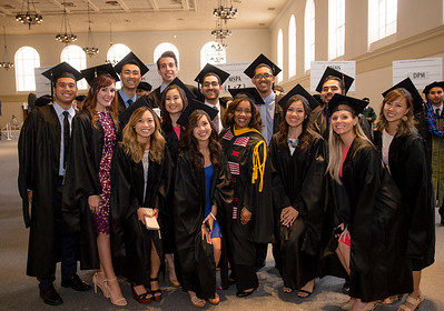 CPM CAHP Commencement 2017 Gallery