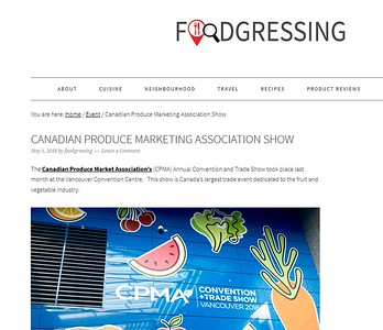 Foodgressing's Areta did a feature piece on her visit