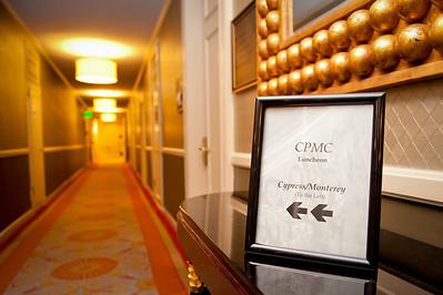 2012 CPMC Volunteer Lunch