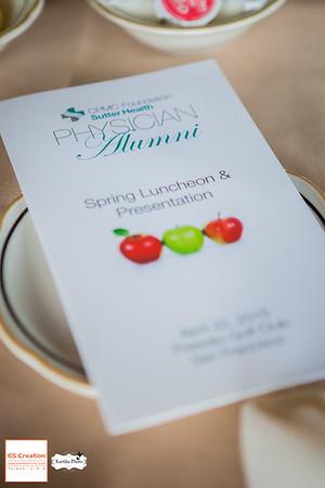 4-22-2015 Spring Luncheon & Presentation