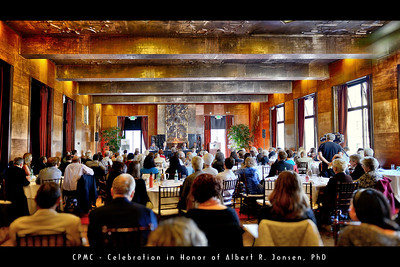 CPMC - Celebration in Honor of Albert R. Jonsen, PhD