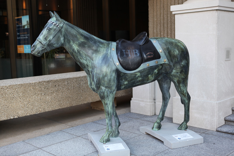 CPMF Horses of Honor at Hyatt Regency