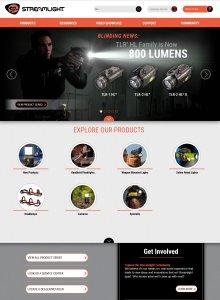 Streamlight_Website