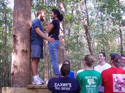 Ropes Course 2005 (Clawson/Huber)