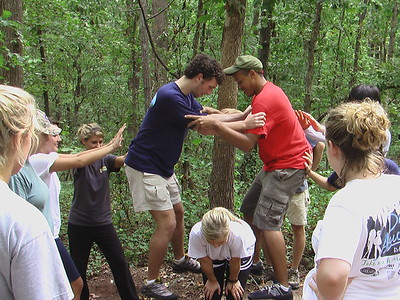 Ropes Course 2007 (Clawson)