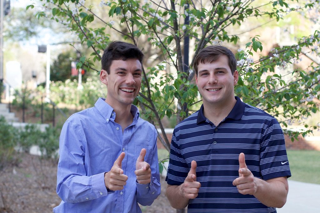2016 Leadership Fellows - Alex Borovsky and Mitchell Gargosh