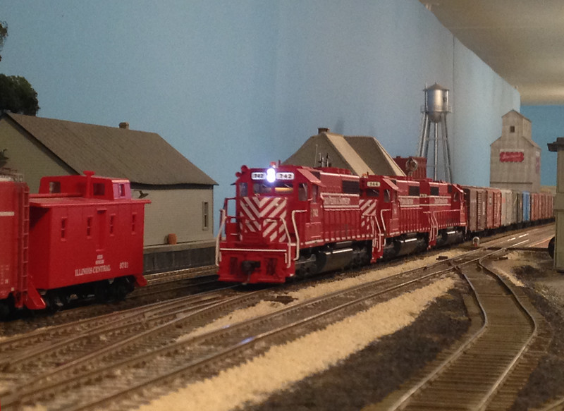 CP&S Detours on the IC