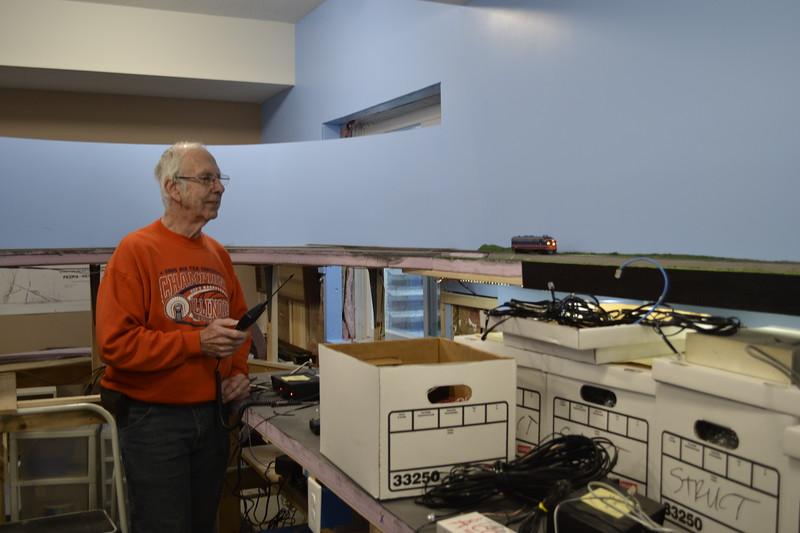 Engineer Rick Schroeder