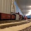 CP&S Freight Train Video