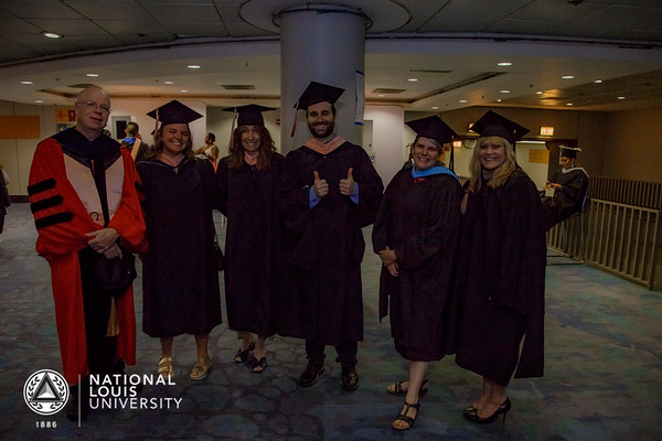 College of Professional Studies and Advancement   132nd Commencement Exercises   June 16, 2018
