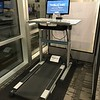 What? You can exercise on a treadmill while the power from the treadmill charges your phone.