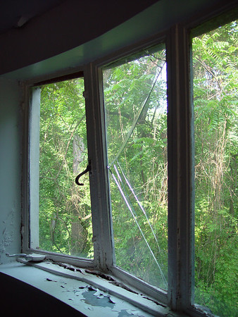 Original Window Detail