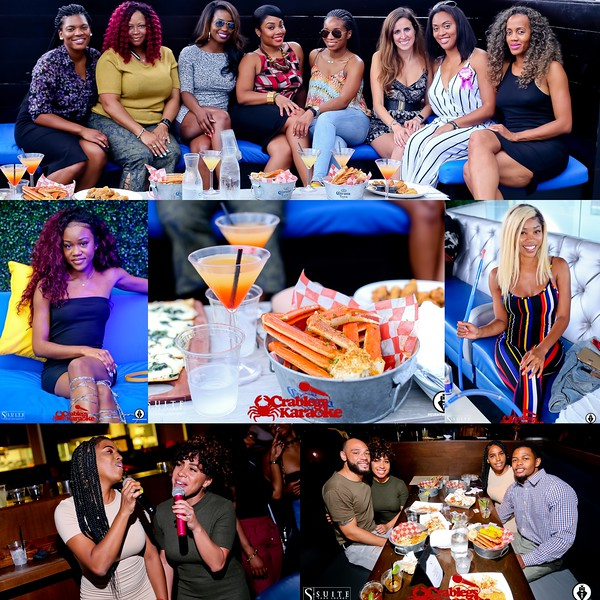CRABLEGS N KARAOKE WEDNESDAYS @ SUITE LOUNGE 8-8-18