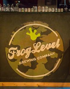Frog Level Brewing Company - Waynesville, NC