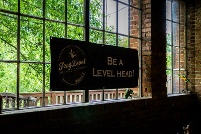 BE A LEVEL HEAD !