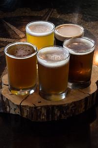 Innovation Brewery tasting