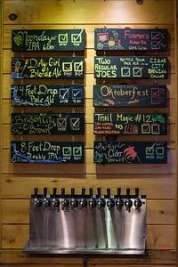 Brew on Tap at Nantahala Brewery 02
