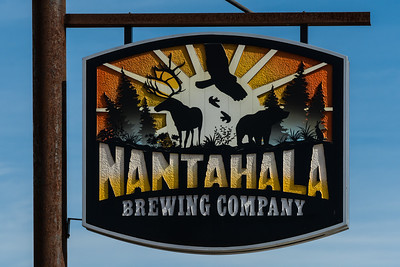 Nantahala Brewing Co. - Bryson City, NC