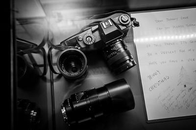 Johnny Cash's Leica
