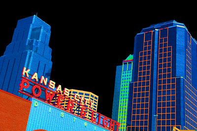 Kansas City Power & Light Skyline