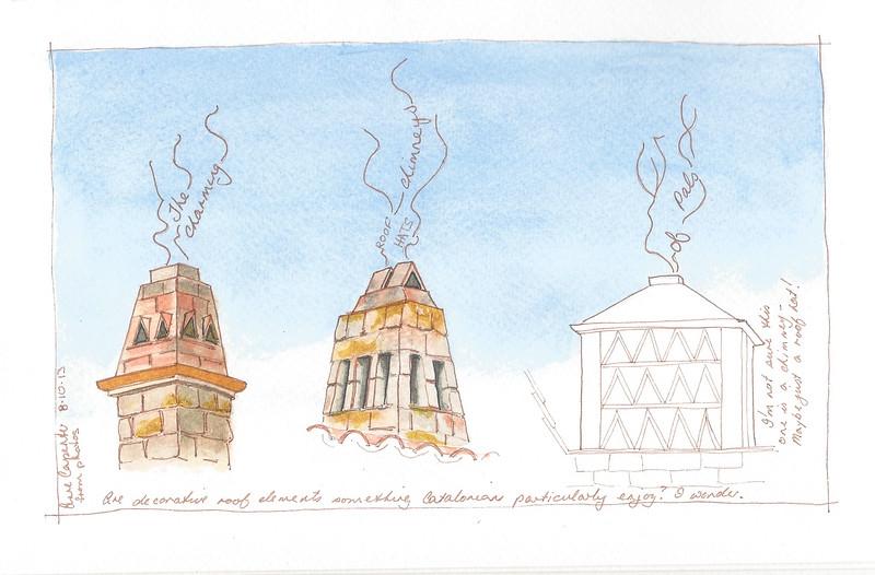 Catalonian Chimneys