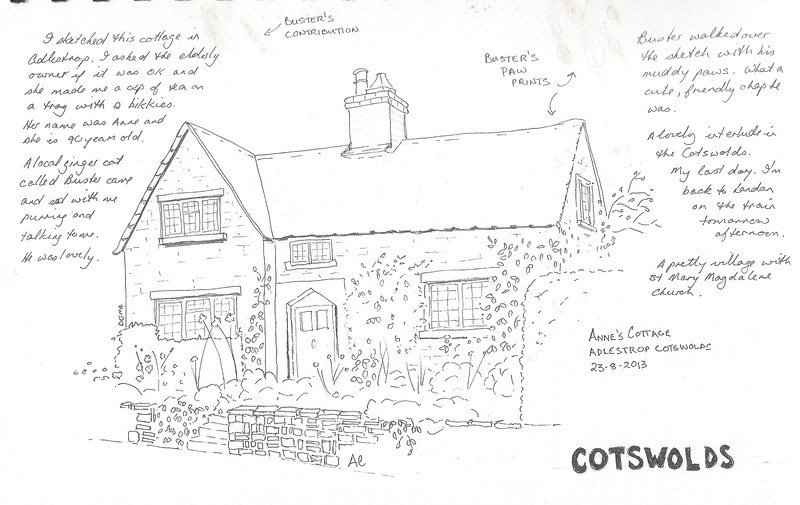 Anne's Cottage Adelstrop
