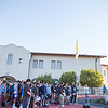 """Crespi Carmelite High School joins together for the """"See You at the Pole"""" Prayer Service"""