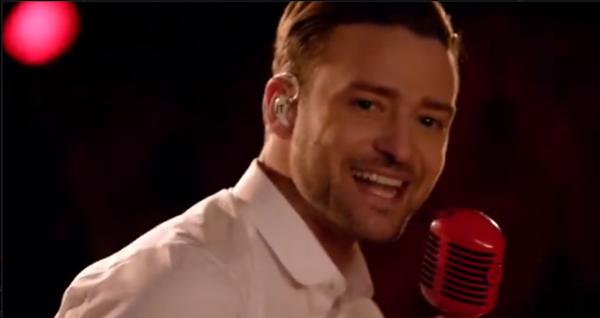 Justin Timberlake Take Back the Night Live from Hoboken https://www.youtube.com/watch?v=f1TjAcRi_Ho