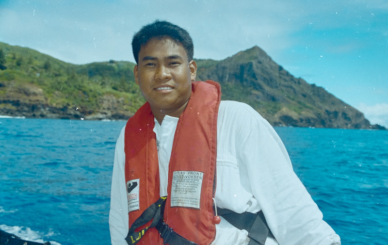 Pitcairns Island