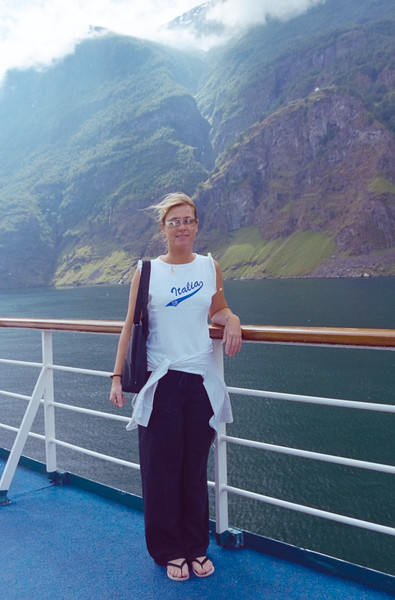 Von at Geiranger, Norway