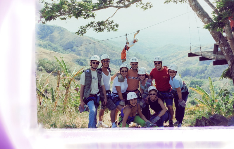 Costa Rica Zip Wire