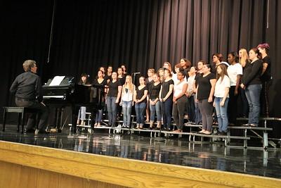 CRHS Broadway Concert