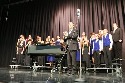 CRHS Choir Concert