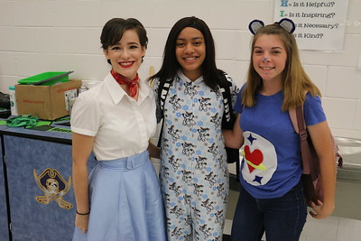 CRHS HOCO Day 2