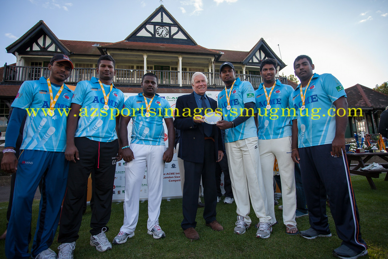 2014 ACME London Sixes runners up