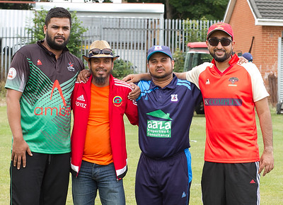 CPAM UK 2017 TOURNAMENT - Edmonton Cricket Club. 03.07.2017