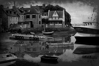 Harbour of Loguivy   - px