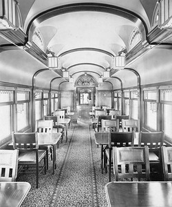 2020.016.BS.010--phil weibler collection 8x10 print--no road--diner interior (Barney & Smith lot 2042)--Dayton OH--c1904 0000