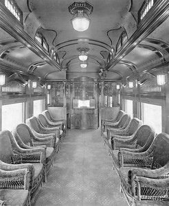 2020.016.BS.013--phil weibler collection 8x10 print--CM&StP--lounge car interior (Barney & Smith lot 2057)--Dayton OH--c1904 0000