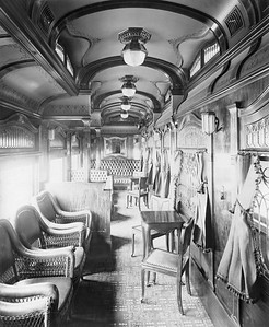 2020.016.BS.002--phil weibler collection 8x10 print--CM&StP--lounge car interior (Barney & Smith lot 2057)--Dayton OH--c1904 0000
