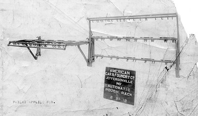 2020.016.PH.321--phil weibler collection 8x10 print--CRI&P--pouch rack for RPO car (AC&F)--Jeffersonville IN--1912 0221