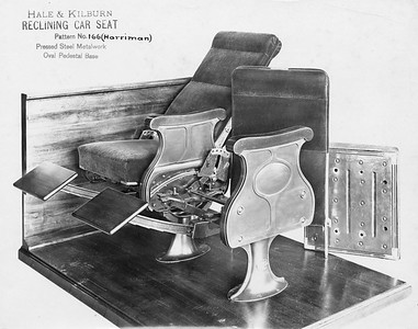 2020.016.PS.036--phil weibler collection 8x10 print--CRI&P--Hale & Kilburn passenger car seat display--location unknown--no date