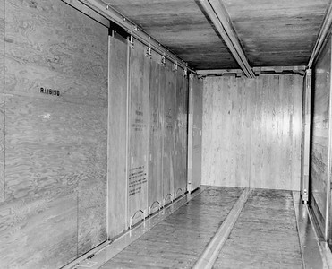 2020.016.F.084--phil weibler collection 8x10 print--CRI&P--boxcar 16190 (General American) interior--location unknown--1965 1013