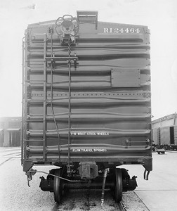 2020.016.F.098--phil weibler collection 8x10 print--CRI&P--boxcar 24464 (AC&F Chicago)--location unknown--c1950 0000
