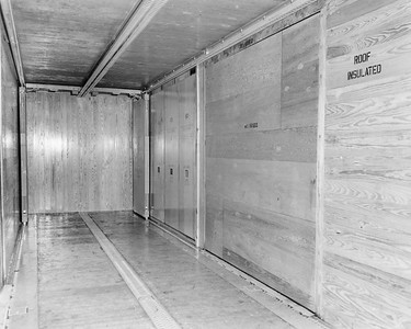 2020.016.F.080--phil weibler collection 8x10 print--CRI&P--boxcar 16160 (General American) interior--location unknown--1965 1021