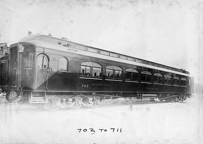 2020.016.PH.003B--phil weibler collection 10x14 print--CRI&P--wooden chair car 707 (series 703-711 AC&F lot 4643)--Jeffersonville IN--c1911 0000