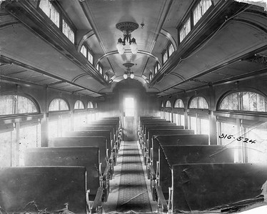 2020.016.PH.002A--phil weibler collection 8x10 print--CRI&P--coach 515-524 series (Pullman lot 3916) interior--location unknown--no date