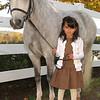 5160 Sofia and horse