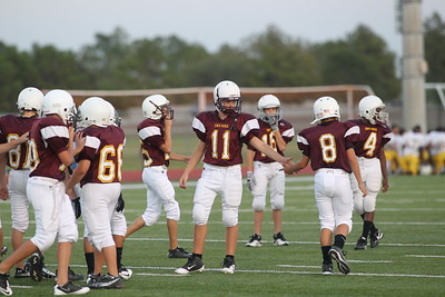 CRJH Football 2011
