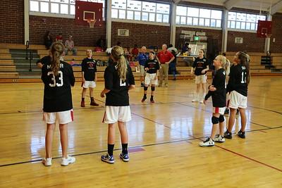 CRM JV Basketball Girls
